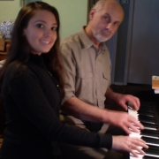 Piano Accordion Voice  Lessons with Vladimir