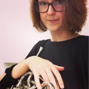 French Horn Piano  Lessons with Lucy