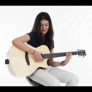 Electric Guitar Guitar Singer-Songwriter Voice  Lessons with Natasha