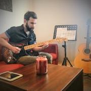 Electric Guitar Guitar Ukulele  Lessons with Benjamin