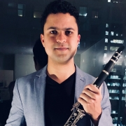Bass Clarinet Clarinet  Lessons with Tiago