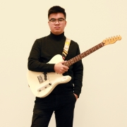 Electric Guitar Guitar  Lessons with Daniel