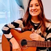 Classical Guitar Electric Guitar Guitar Ukulele  Lessons with Daiana