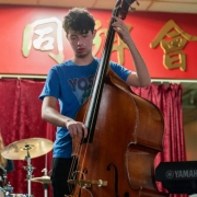 Composition Double Bass Drumset Electric Bass Piano Singer-Songwriter  Lessons with Yoshi