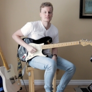Electric Guitar Guitar  Lessons with Dave
